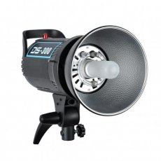 SBONY® DS300 Studio Strobe Photo Flash Light with Bowens Style Mount - 300W Photography Monolight (US)