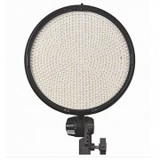 SBONY? PT-800S 800 Pieces LED Wireless Control Macro Disc Panel Light for Video Photography Continuous Output Light for Video, Portrait and Photography Lighting or Supplement
