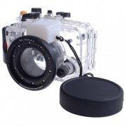 SBONY® 40m/130ft Underwater PC Housing Camera Waterproof Case for SONY RX100M3