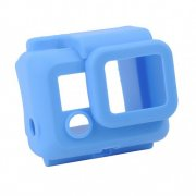 SBONY® Blue Dustproof Gel Silicone Cover Case for GoPro Hero 3 Camera