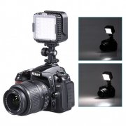 SBONY CN-LUX360 5400K Dimmable LED Video Light Lamp for Canon Nikon Camera DV Camcorder