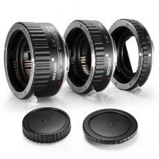 SBONY® Metal 13-21-31 AF Auto Focus Macro Extension Tube Set for Canon DSLR Cameras Such as 5D Mark II III, 1D Mark II III IV 7D 10D 20D 30D 40D 50D 300D 350D 400D 550D 700D