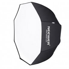 SBONY 32 inches /80 centimeters Octagon Softbox Octagonal Speedlite, Studio Flash, Speedlight Umbrella Softbox with Carrying Bag for Portrait or Product Photography